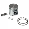 50mm Piston for Husqvarna 365, 372 X-TORQ, Jonsered CS2166, CS2172