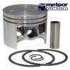 47mm Meteor Piston for Husqvarna models 455, 455 Rancher and Jonsered CS2255