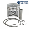 47mm Meteor Piston for Stihl Models 08, TS350